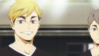 Haikyu!!: Haikyu!! TO THE TOP: Episode 21